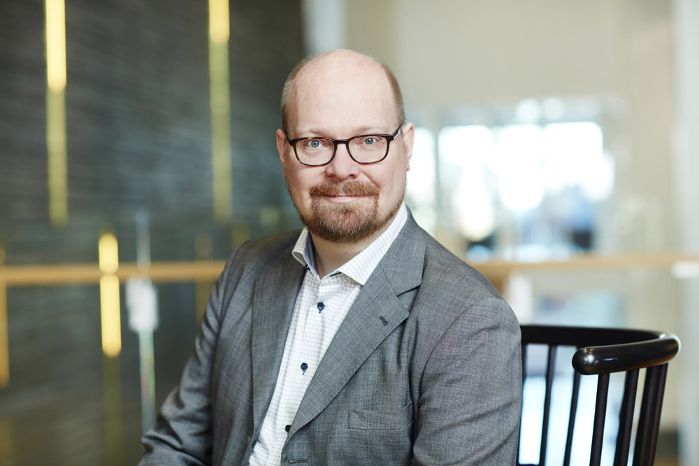 Kristoffer Nordman, Corporate Development Consultant